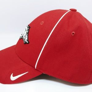 Nike Accessories - Arkansas Razorbacks Nike Dri-Fit Legacy91 Hat 5f16bc990193